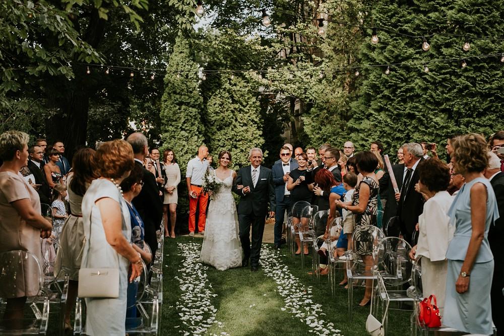 Ola Gruszka Fotografia Villa Foksal Fotograf ślubny ślub W